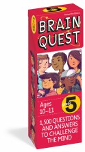 Brain Quest Cards Grade 5