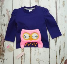 Blade & Rose Betty Owl Shirt