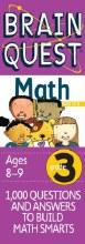 Brain Quest Grade 3 Math Basics