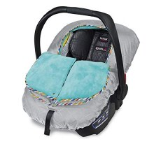 Britax B-Warm Car Seat Cover in Arctic Splash