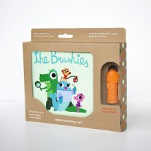 Momo the Monkey and The Brushies Book