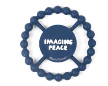 Bella Tunno Teether Imagine Peace