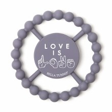 Bella Tunno Teether Love Is Love