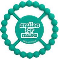 Bella Tunno Teether - Smiles for Miles