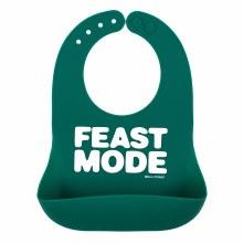 Bella Tunno Wonder Bib Feast Mode