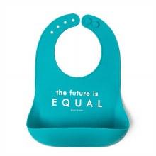 Bella Tunno Wonder Bib The Future Is Equal