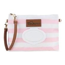 Diaper Clutch Pink