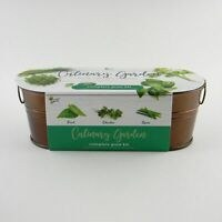 BUZZY Windowsill Grow Kit   Copper Colored: Culinary Garden   Best Gardening Gifts, Favors, Parties, Events, Unique, and Fun   Growth Guaranteed