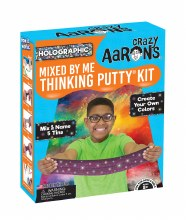 Crazy Aaron's Mixed By Me Holographic Thinking Putty Kit
