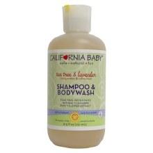 California Baby TeaTree & Lavender Shampoo & Body Wash