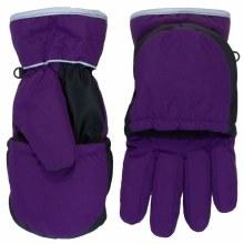 Calikids 2-in-1 Waterproof Glove/Mitten Purple