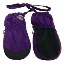 Calikids Baby Mitts Imprl Purple 6-12M
