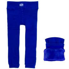 Calikids Cozy Pants Blue