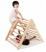 CassaroKids Pikler Foldable Triangle (In Store or Curbside Only)
