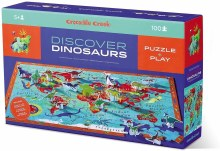100 Piece Puzzle Discover Dinosaurs
