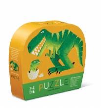 Crocodile Creek 12 pc Mini Puzzle Just Hatched