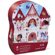 Crocodile Creek 24 Piece Puzzle Little Princess