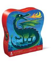 Crocodile Creek 36 Piece Floor Puzzle Land of Dragons