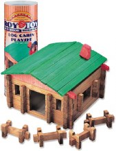 Roy Toy For Log Cabin