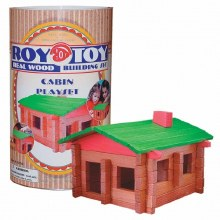 Roy Toy Mini CannisterCabin
