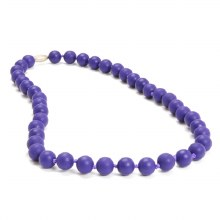 Chewbeads Jane Necklace Classic Purple