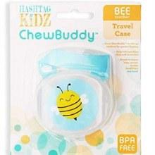 Chew Buddy Teether Case Bee