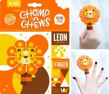 Chomp N Chews Leon the Lion