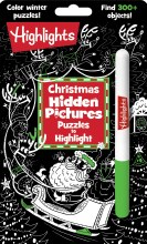 Christmas Hidden Pictures Puzzles