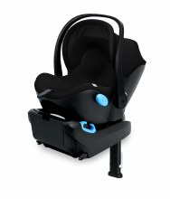 Clek Liing Infant Car Seat in Pitch Black