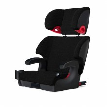 Celk Oobr High-Back Booster Seat- Pitch Black (New)