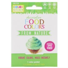 Color Kitchen Decorative Food Coloring Green
