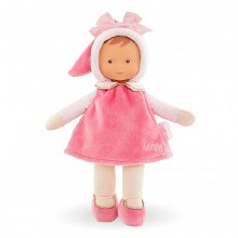 Corolle Miss Pink Sweet Dreams 10 inch doll.