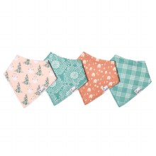 Copper Pearl Bandana Bibs Jane