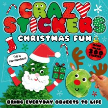 Crazy Stickers Christmas Fun