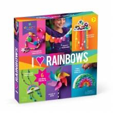 Craft-tastic I Love Rainbows