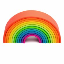 Dena Large Neon Rainbow