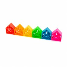 Dena Neon Kids and Houses 6 pack