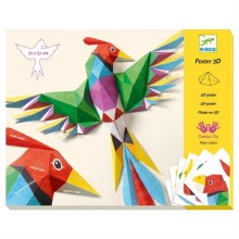 Amazonie 3D Poster Kit