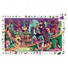 Observation Puzzle and Poster