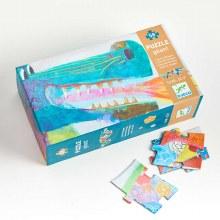 Djeco Puzzle- Leon the Dragon