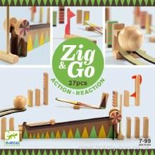 Djeco Zig & Go- 27 pieces