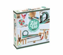 Djeco Zig & Go- 28 pieces