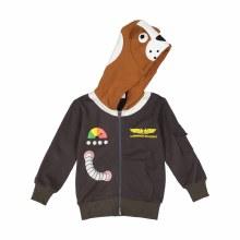 Doodle Pants Spacedog Hoodie 2