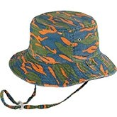 Dozer Boys Bucket Hat Zephyr Large