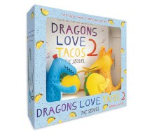 Dragons Love Tacos 2 Toy Set