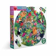 100 Piece Puzzle Rainforest