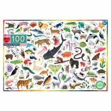 Beautiful World 100 Piece Puzzle