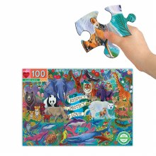 Puzzle Planet Earth 100 pc