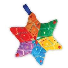 eeBoo Rattle Star