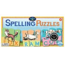eeBoo Animal Spelling Puzzles